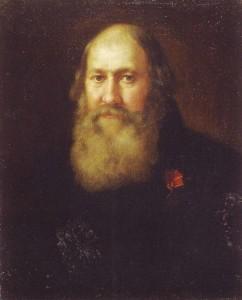 Антонелли Дмитрий Иванович- портрет купца