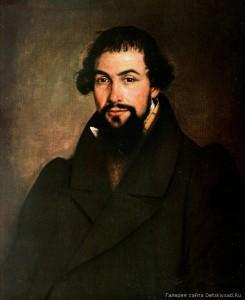 Мыльников Н.Д.-портрет купца ивана