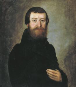 Портрет купца Мыльникова Николая Дмитриевича