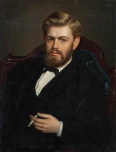 купеческий портрет